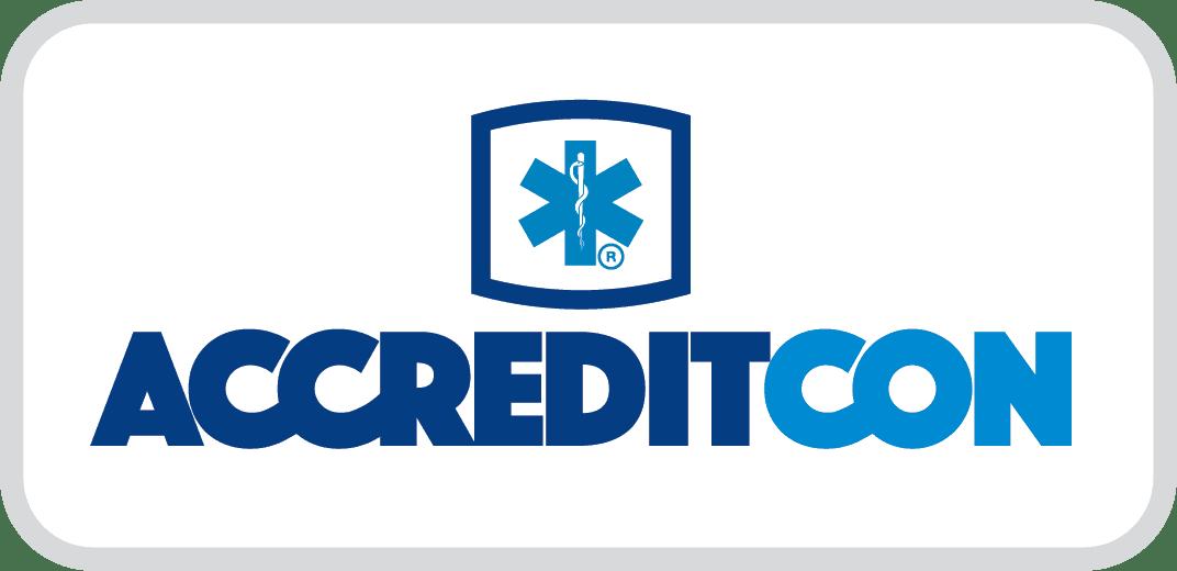Accreditcon Logo | Sladek Conference Services, Inc. | Lampasas, TX