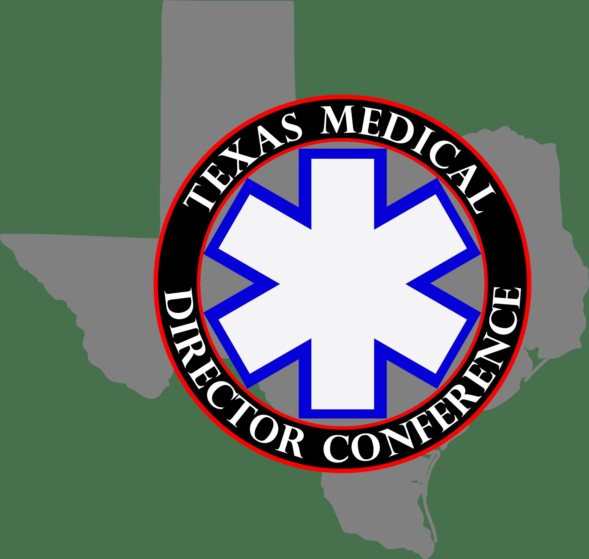 Texas Medical Director Conference Logo | Sladek Conference Services, Inc. | Lampasas, TX